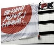 Peringati Hari Antikorupsi, Pimpinan KPK Gowes Sepeda di Monas